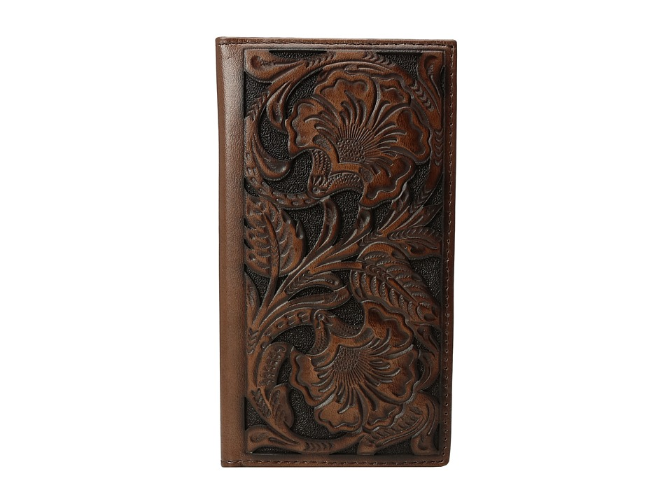 Ariat - Rodeo Floral Embossed Wallet