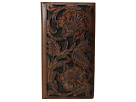 Ariat Rodeo Floral Embossed Wallet
