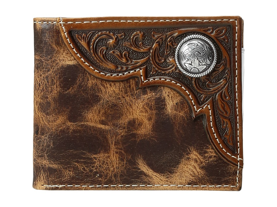 Ariat - Bifold Distressed Wallet
