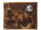 Ariat Ariat Bifold Distressed Wallet