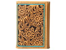 Ariat Trifold Turquoise Edge Wallet