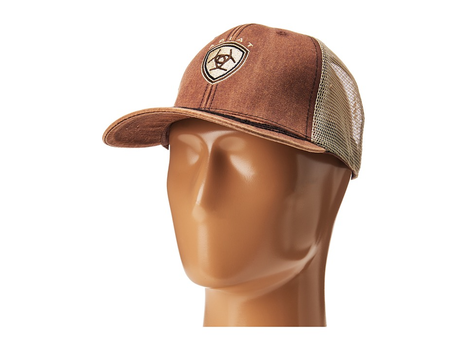 Image of Ariat - 1509702 (Brown) Cowboy Hats