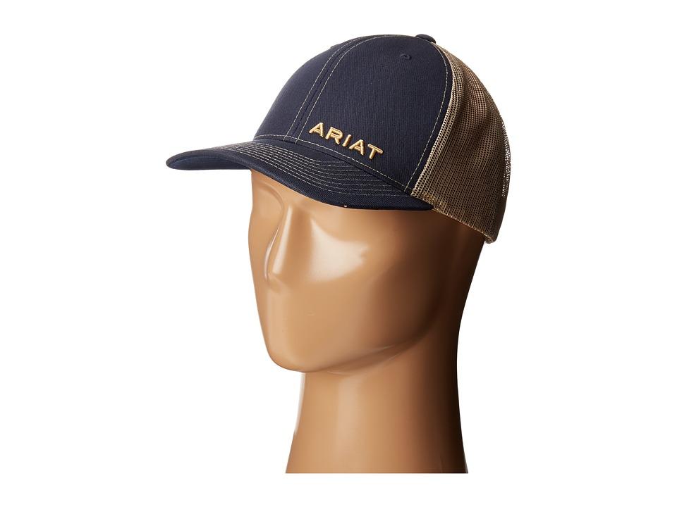 Image of Ariat - 1508903 (Navy) Cowboy Hats