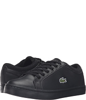 Lacoste Kids - Straightset BL 1 SPJ (Little Kid/Big Kid)