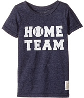 The Original Retro Brand Kids - Home Team Short Sleeve Tri-Blend Tee (Toddler)