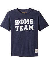 The Original Retro Brand Kids - Home Team Short Sleeve Tri-Blend Tee (Big Kids)