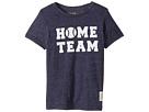 The Original Retro Brand Kids - Home Team Short Sleeve Tri-Blend Tee (Little Kids/Big Kids)