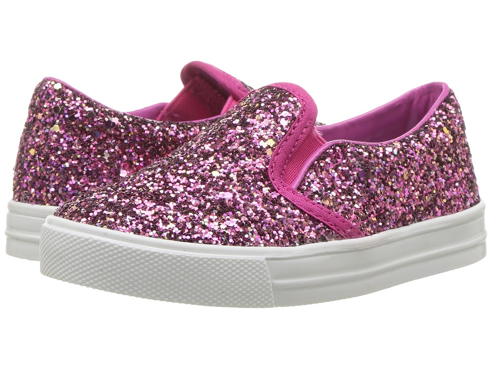 Kid Express Germaine (Toddler/Little Kid/Big Kid) (Fuchsia Combo) Girl's Shoes