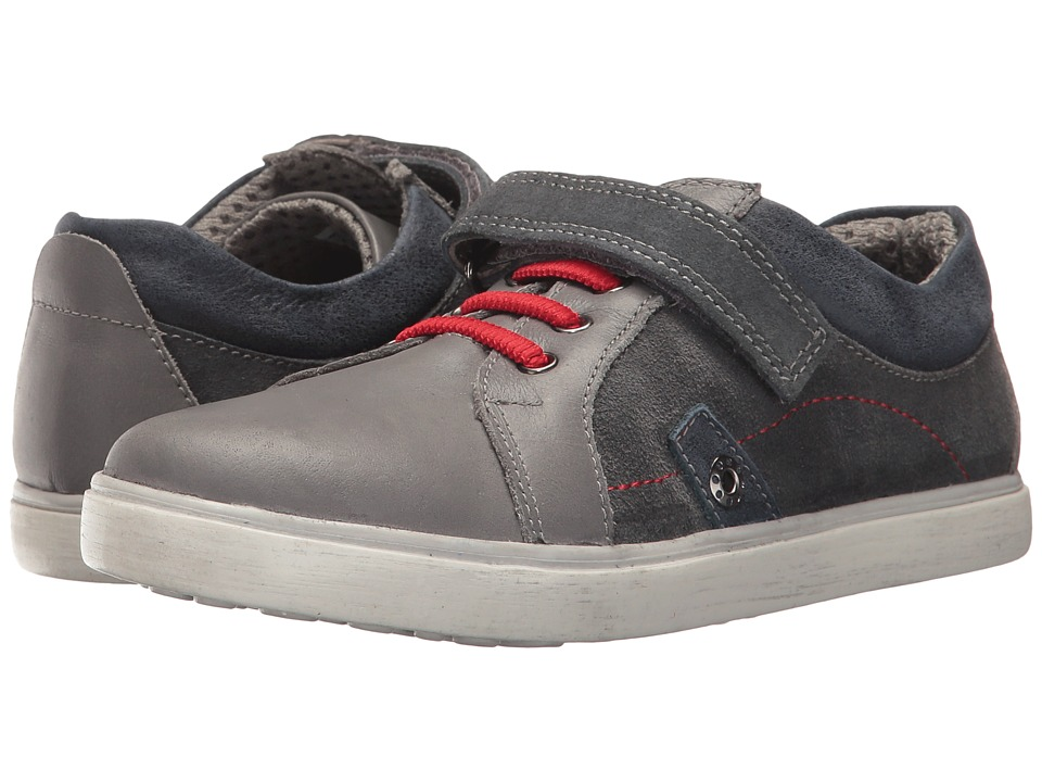 Kid Express Jack (Toddler/Little Kid/Big Kid) (Gray Combo) Boy's Shoes