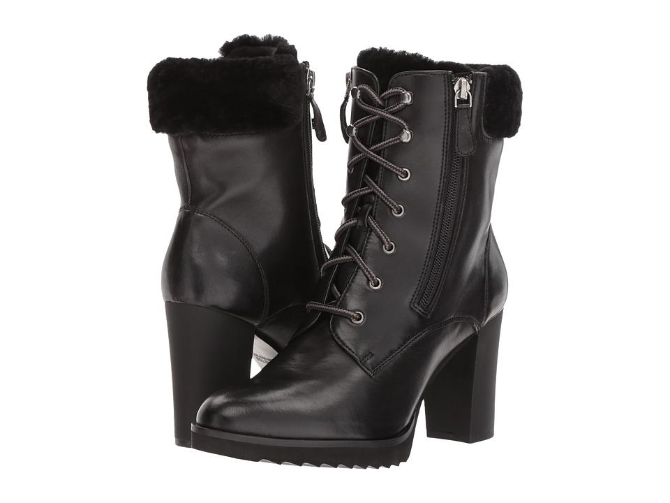 Johnston & Murphy Rochelle (Black Glove Leather) Women