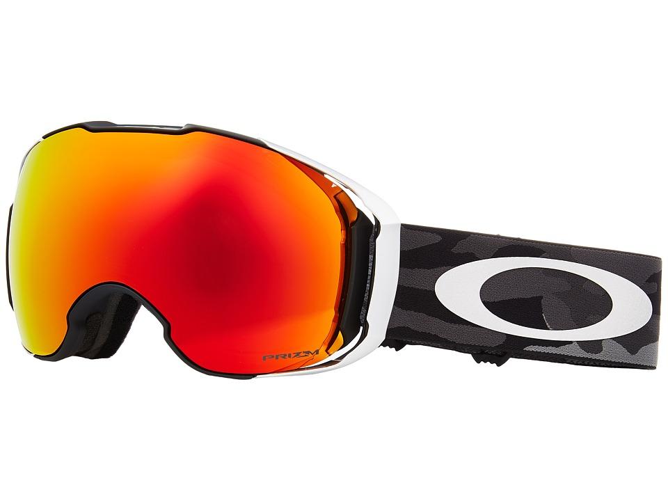 Oakley Airbrake XL (Night Camo w/ Prizm Torch Iridium) Goggles