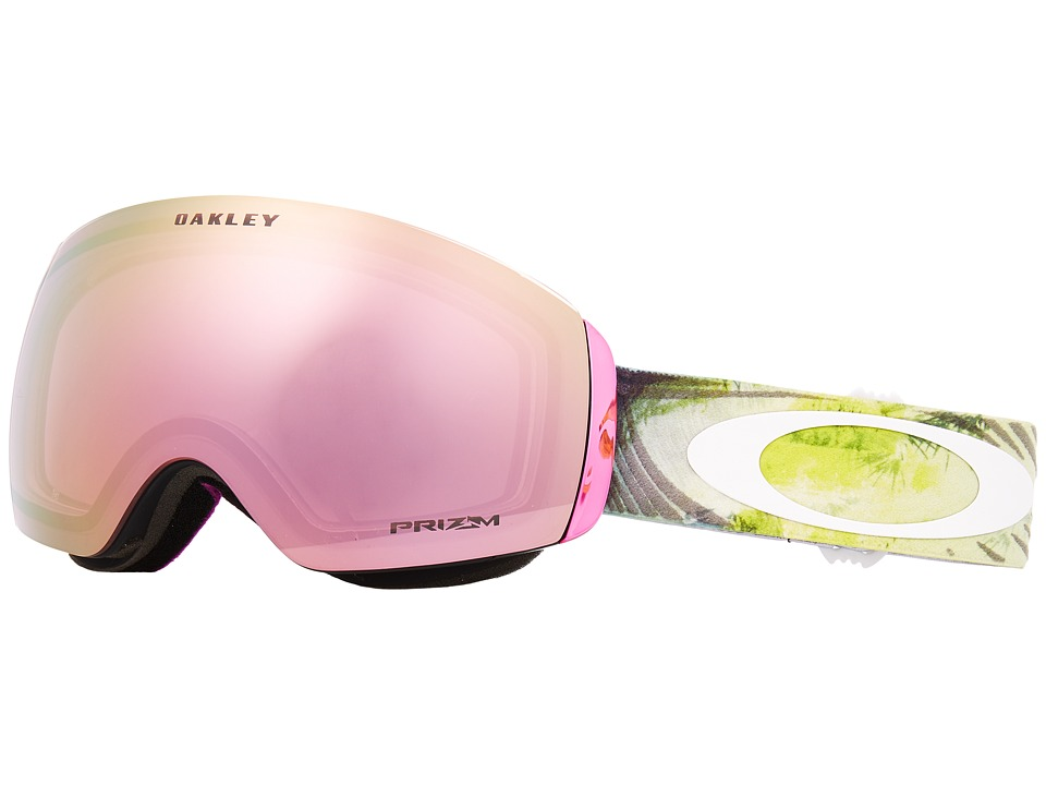 Oakley FlightDeck XM (Corduroy Dreams Laser Rose w/ Prizm High Intensity Pink Iridium) Goggles