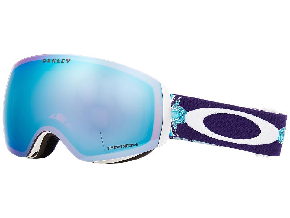 Oakley FlightDeck XM (Wanderlust Ice w/ Prizm Sapphire Iridium) Goggles