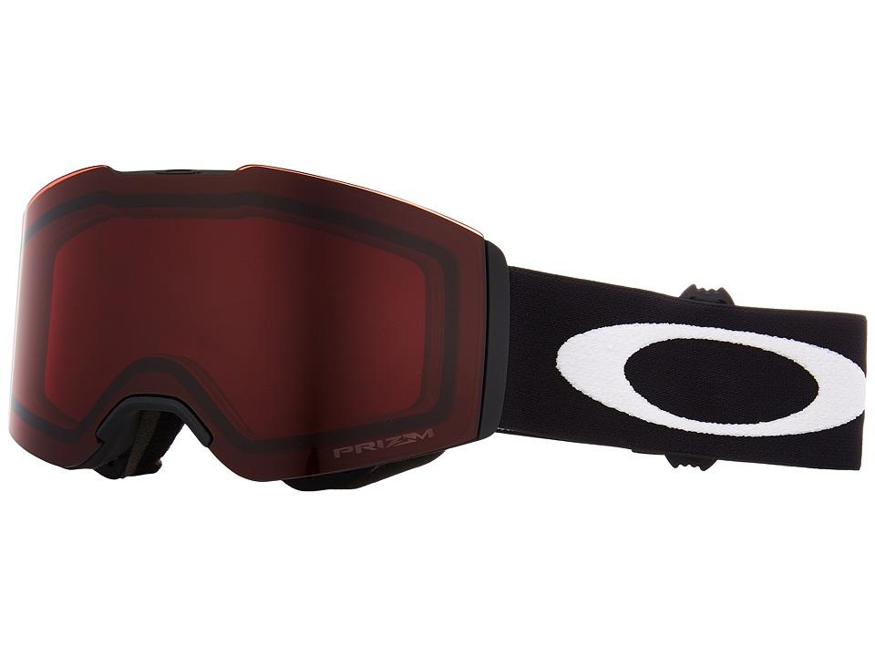 Oakley Fall Line (Matte Black w/ Prizm Rose) Goggles