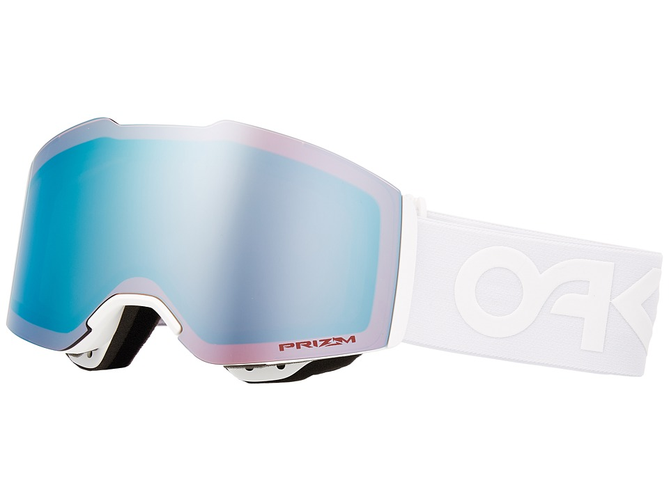 Oakley Fall Line (Factory Pilot Whiteout w/ Prizm Sapphire Iridium) Goggles