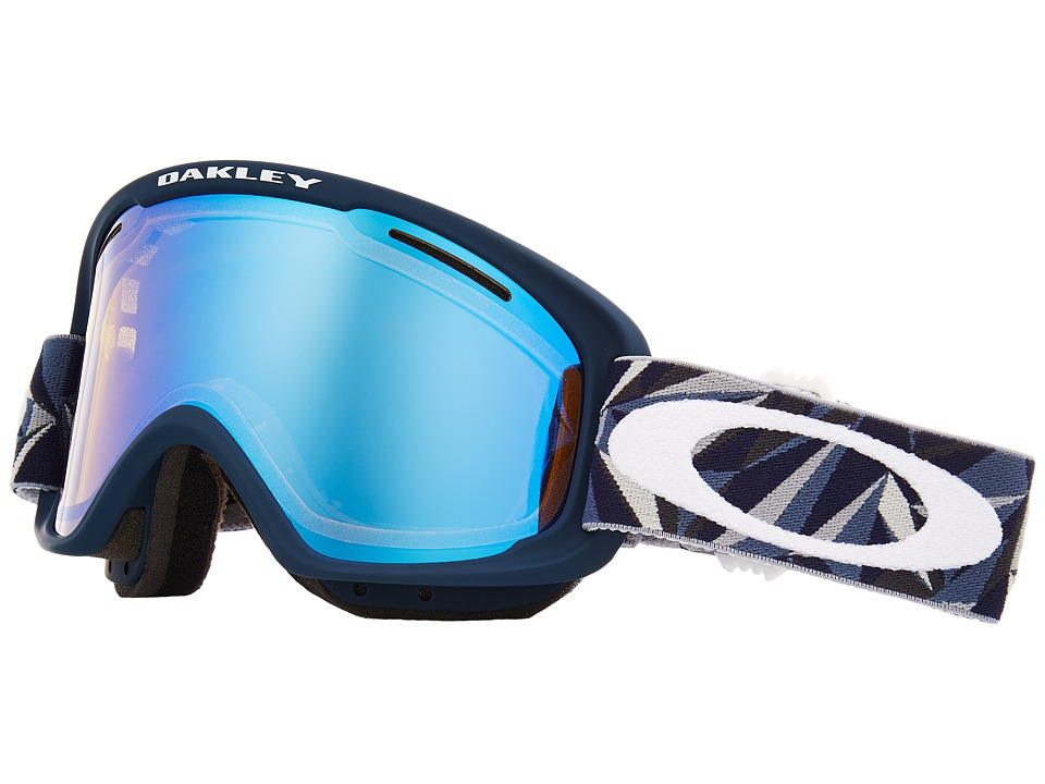 Oakley O Frame 2.0 XM (Facet Iron Fathom w/ High Intensity Yellow) Goggles
