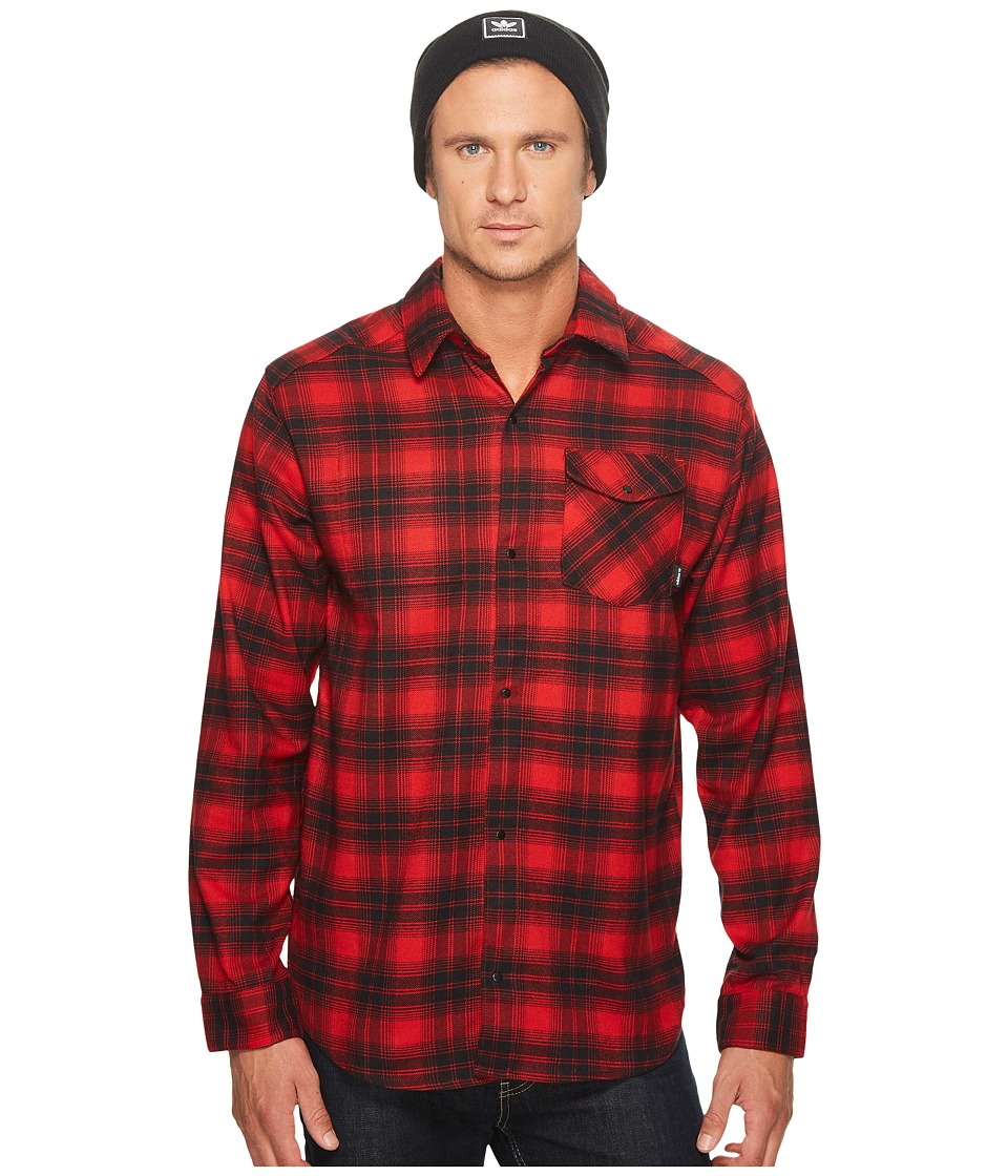 adidas Skateboarding - Stretch Flannel Shirt