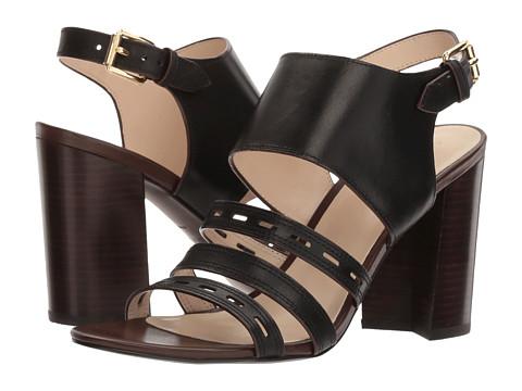 Cole Haan Lavelle High Sandal - Black Leather