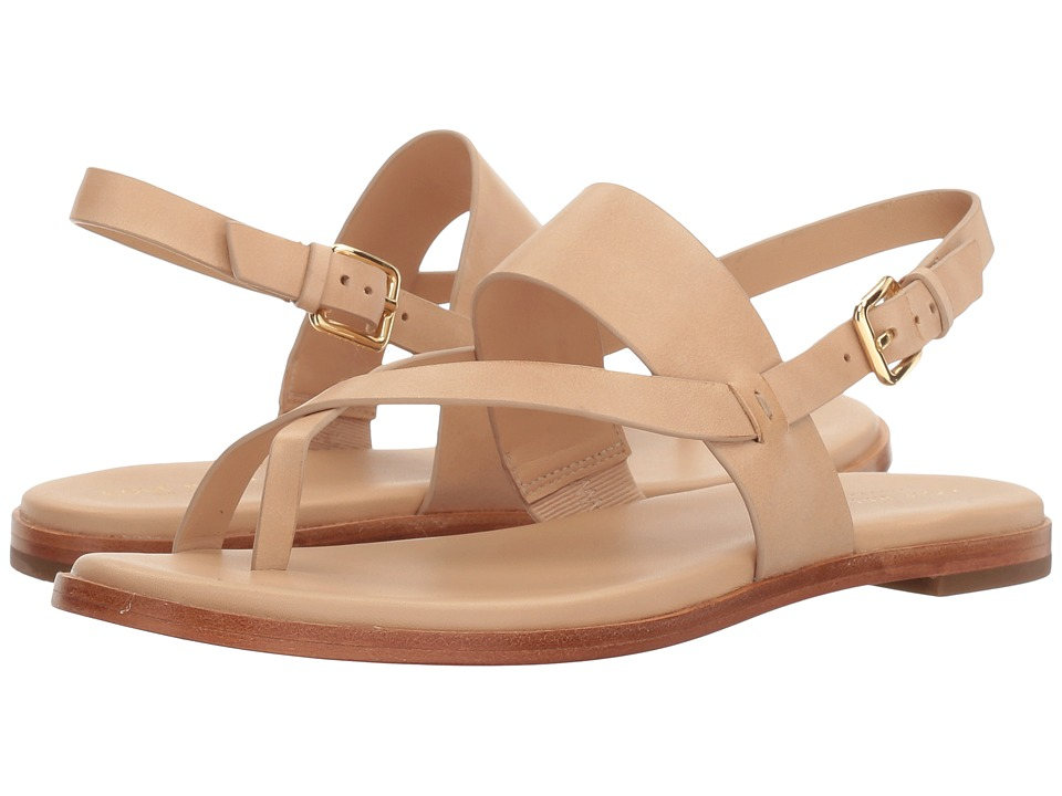 Cole Haan - Anica Thong Sandal (Nude) Women's Dress Sandals