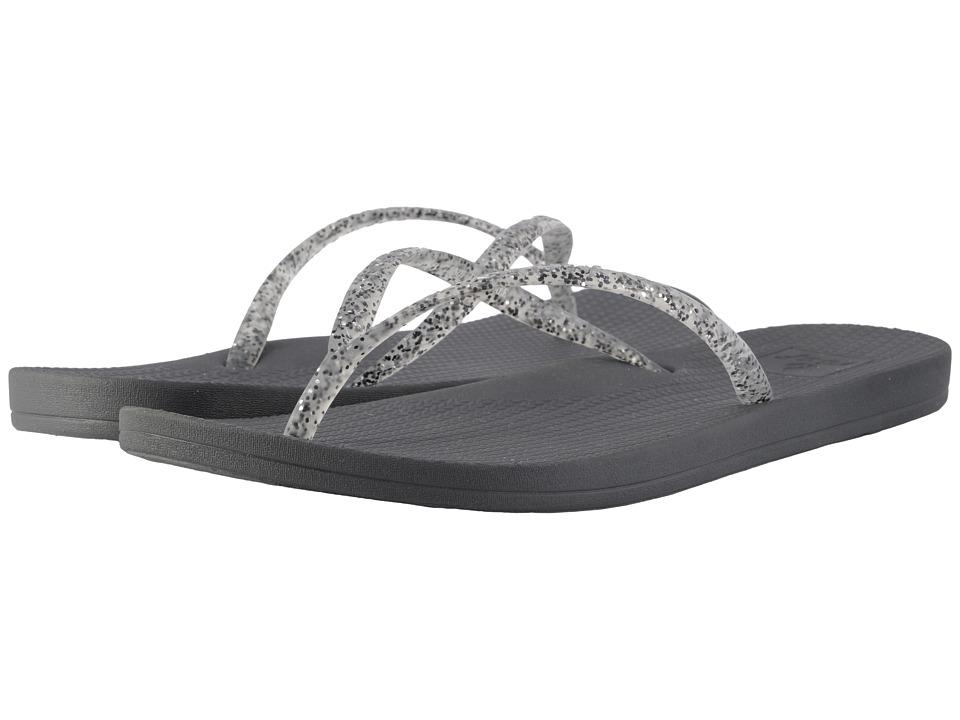 Reef - Escape Lux Shimmer (Black) Women's Sandals