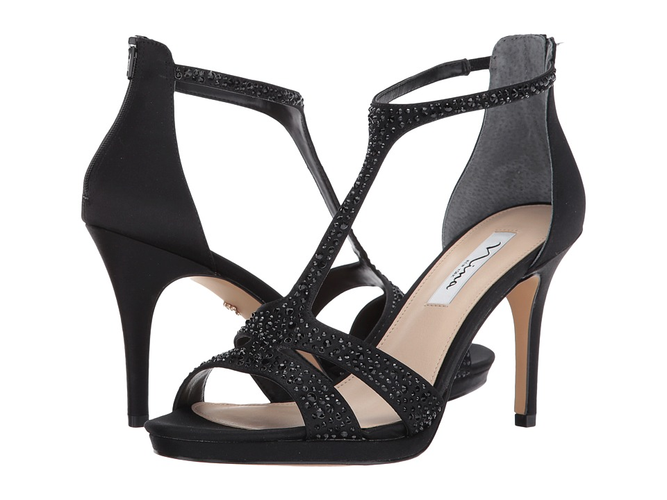 Nina - Brietta (Black) High Heels -  adult