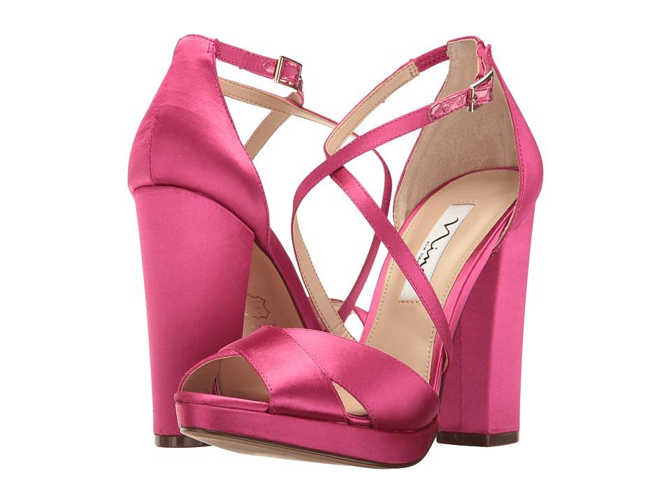 Nina Marylyn (Pink Rose) High Heels