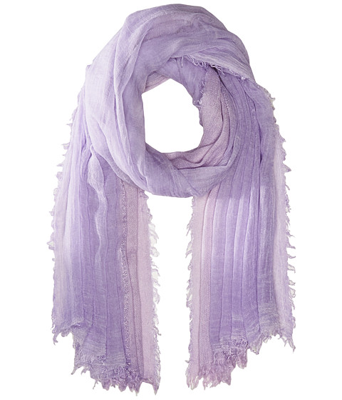 LAUREN Ralph Lauren Tessa Modal & Wool Blended Scarf - Powder Purple