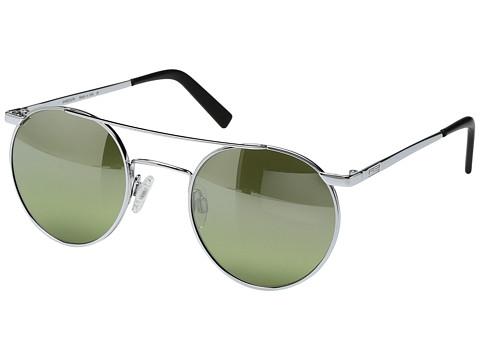 Randolph P-3 Shadow 49mm - Bright Chrome/Jade Metallic Nylon Anti Reflective Lens