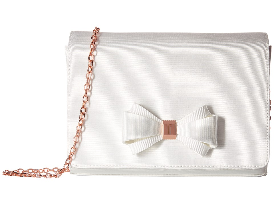 Ted Baker Kiana (Ivory) Clutch Handbags