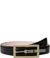 Calvin Klein - 25mm Stitched Feather Edge Strap
