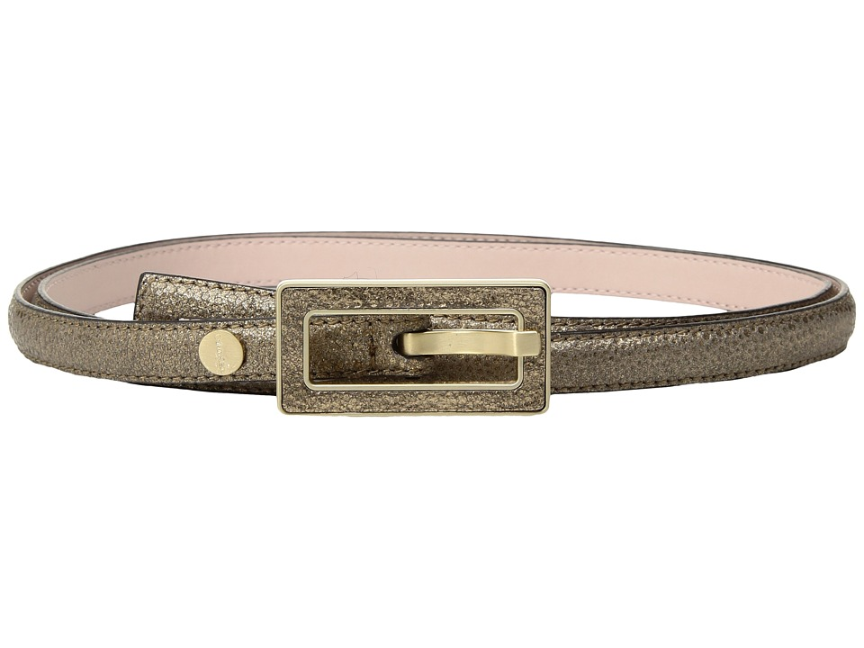 Calvin Klein - 15mm Stitched Feather Edge Strap