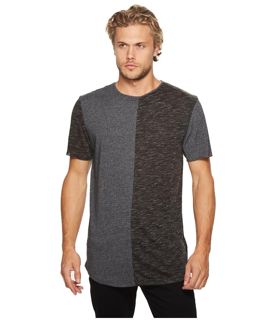 nANA jUDY - Castro Monotone T-Shirt with Contrast Fabric Panels
