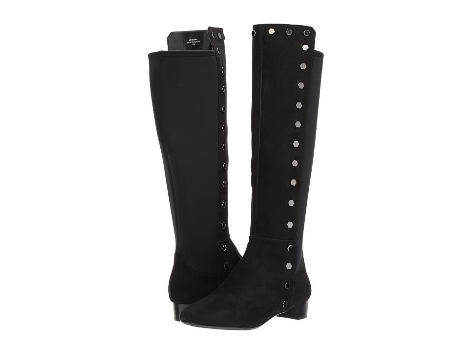 J. Renee Brynnah (Black/Black) High Heels