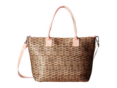 Harveys Seatbelt Bag Mini Streamline Tote - Wicker