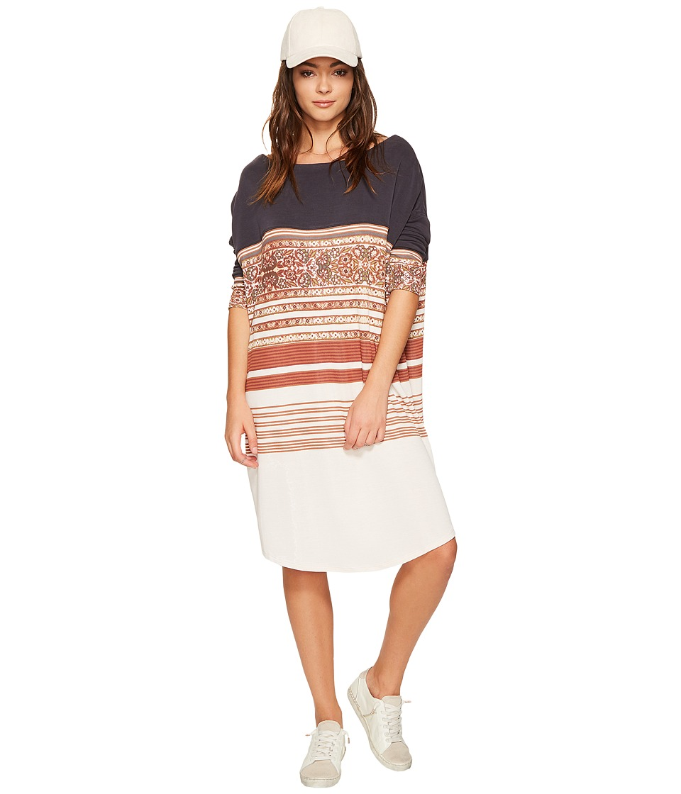 Free People Steppin Out Tee (Neutral Combo) Women