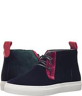 Del Toro - Velvet Tall Chukka Sneaker