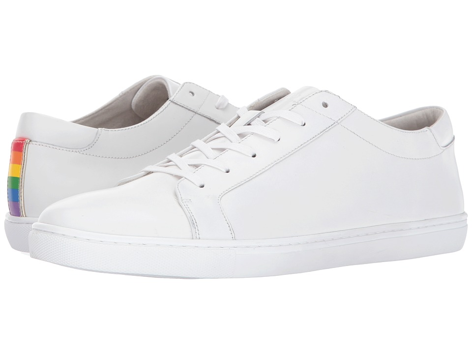 Kenneth Cole New York - Kam Pride (White Multi) Mens Shoes