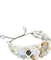 Chan Luu - Three-Tier Pearl Bracelet