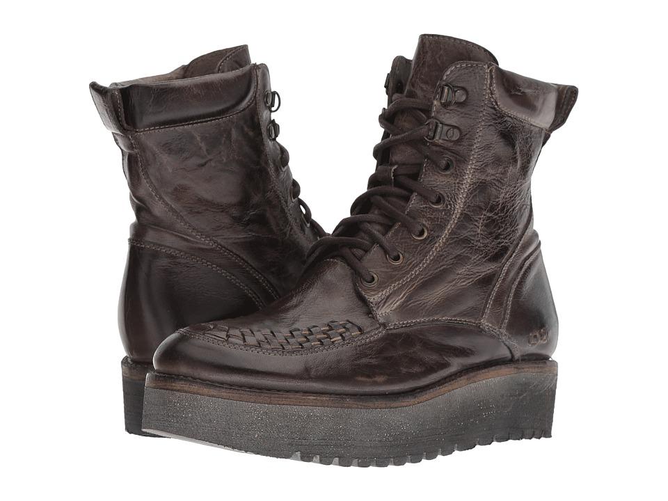Bed Stu Elisha (Taupe Dip-Dye) Women's Shoes