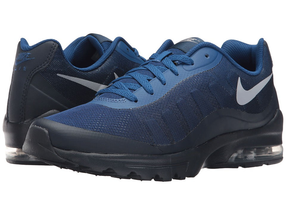 Nike Air Max Invigor (Gym Blue/Wolf Grey/Obsidian) Men's ...