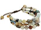 Three-Tier Pearl Bracelet