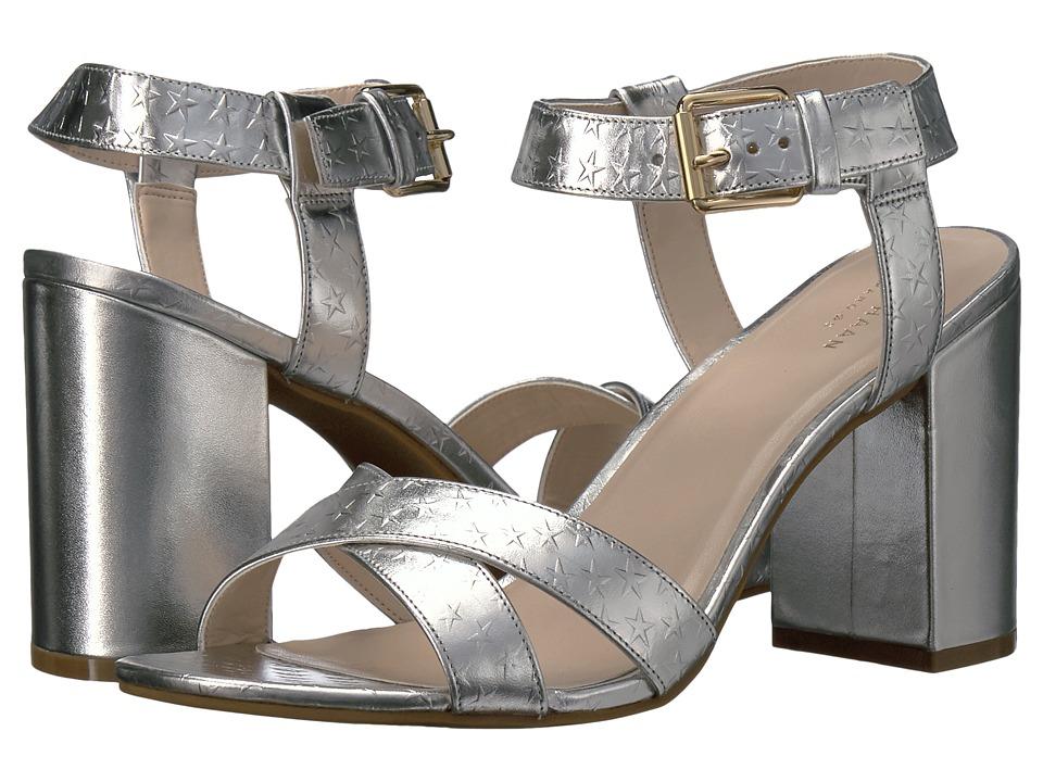 Cole Haan Kadi Sandal (Silver Metallic) Women