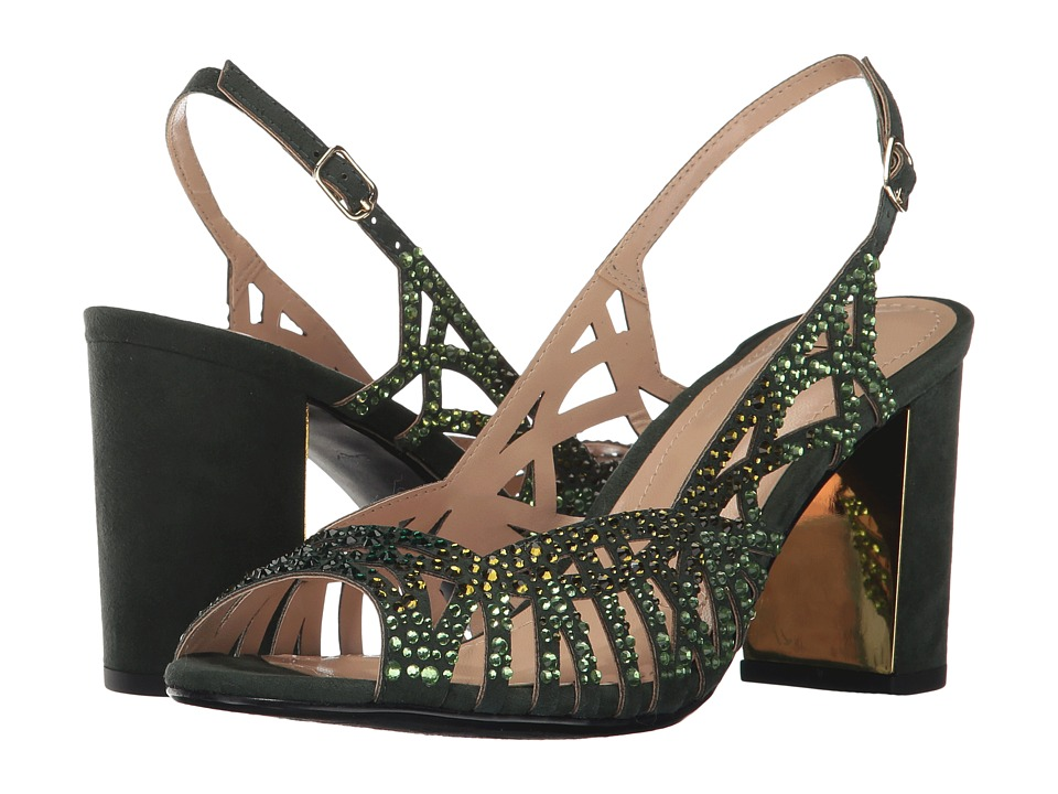 J. Renee - Tahira (Emerald) High Heels