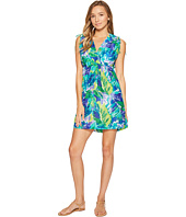 LAUREN Ralph Lauren - Lush Tropical Farrah Dress Cover-Up