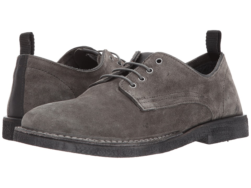 Steve Madden Lowman (Dark Grey Suede) Men