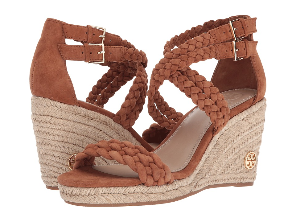 Tory Burch Bailey 90mm Ankle Strap (New Cuoio) Women