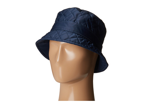 Betmar Quilted Bucket - Navy