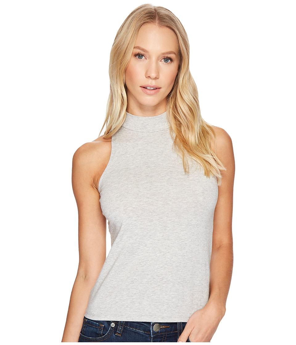 Alternative - Cotton Modal Spandex Jersey Mock