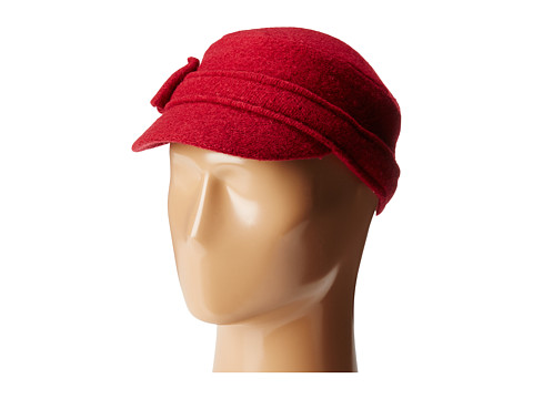 San Diego Hat Company CTH8086 Soft Cadet with Side Bow - Red