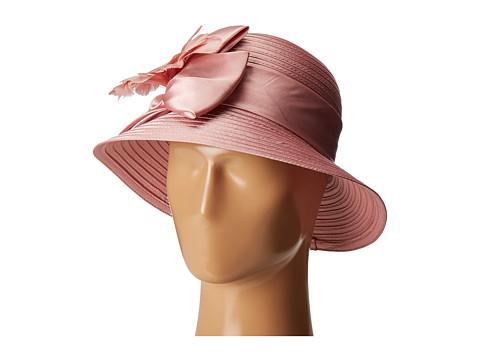 San Diego Hat Company DRS3554 Dressy Derby Hat - Pink